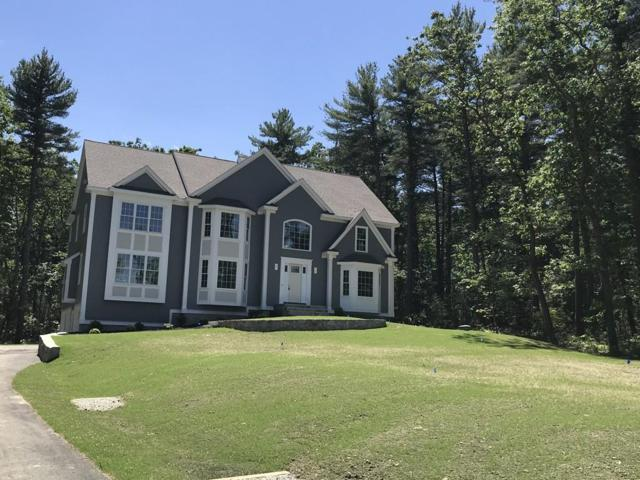 87 Molly Towne Rd, North Andover, MA 01845 (MLS #72431031) :: The Russell Realty Group