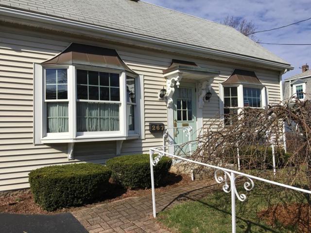267 Washington St, Weymouth, MA 02188 (MLS #72448836) :: Charlesgate Realty Group