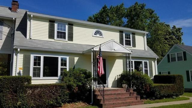 128 Rock Street #128, Norwood, MA 02062 (MLS #72466547) :: Westcott Properties