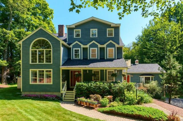 215 Bean Porridge Hill Road, Westminster, MA 01473 (MLS #72466582) :: Parrott Realty Group