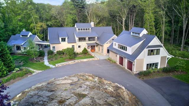 83 Page Road, Lincoln, MA 01773 (MLS #72467975) :: The Muncey Group