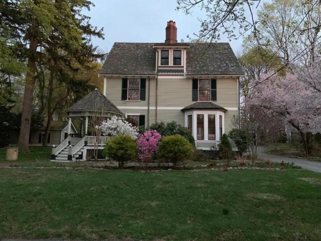 56 Bloomfield Street, Lexington, MA 02421 (MLS #72471150) :: Apple Country Team of Keller Williams Realty