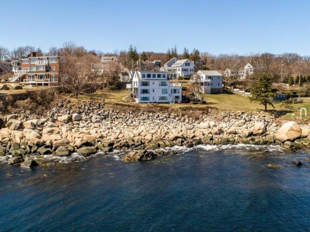 123 Granite St, Rockport, MA 01966 (MLS #72477529) :: The Russell Realty Group