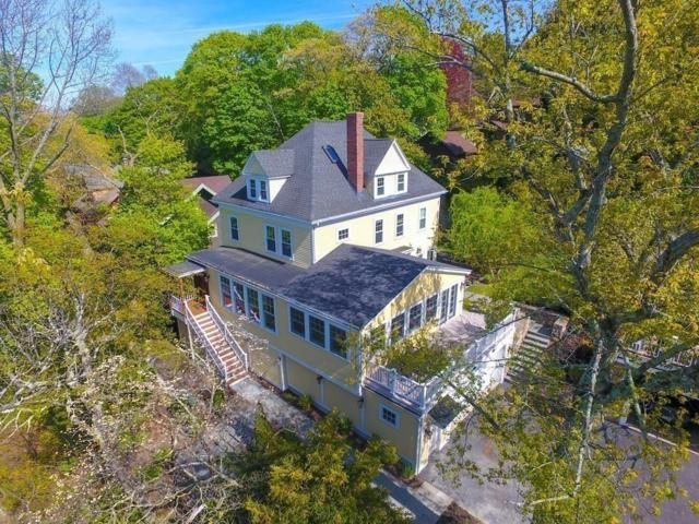 40 Greenwood Ave, Newton, MA 02465 (MLS #72500697) :: Sousa Realty Group