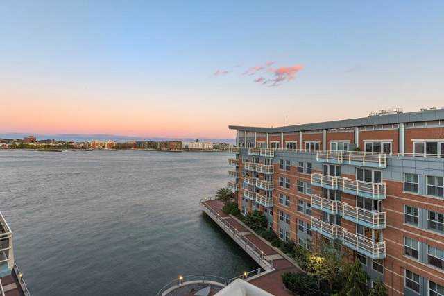 3 Battery Wharf #3606, Boston, MA 02109 (MLS #72575692) :: Charlesgate Realty Group