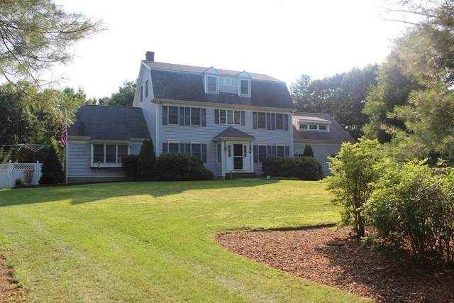 22 Settlers Dr, Lakeville, MA 02347 (MLS #72588615) :: DNA Realty Group