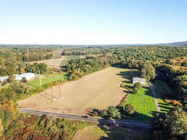 43 & 45 Stafford Road, Somers, CT 06071 (MLS #72588835) :: Westcott Properties