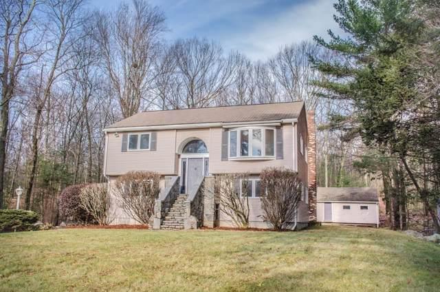 7 Boulder Way, Boylston, MA 01505 (MLS #72595082) :: The Duffy Home Selling Team