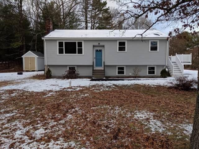 91 Kingman St, Taunton, MA 02718 (MLS #72601092) :: Kinlin Grover Real Estate