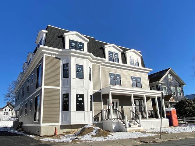 87 Essex Street #6, Melrose, MA 02176 (MLS #72668986) :: DNA Realty Group