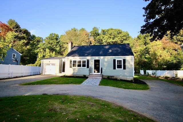58 Pond Street, Billerica, MA 01821 (MLS #72732126) :: Zack Harwood Real Estate | Berkshire Hathaway HomeServices Warren Residential