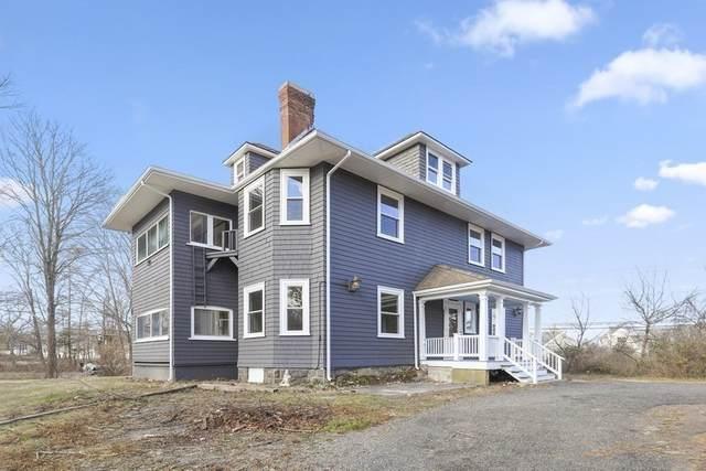 1 Morton Park Rd, Plymouth, MA 02360 (MLS #72770179) :: Kinlin Grover Real Estate