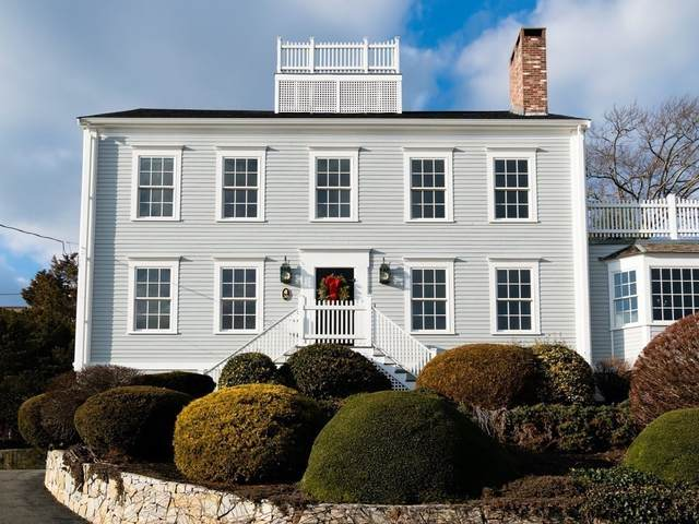 35 Crabtree Rd, Quincy, MA 02171 (MLS #72773020) :: Cosmopolitan Real Estate Inc.
