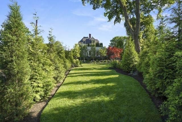 14 Allerton Street, Brookline, MA 02445 (MLS #72775747) :: Welchman Real Estate Group