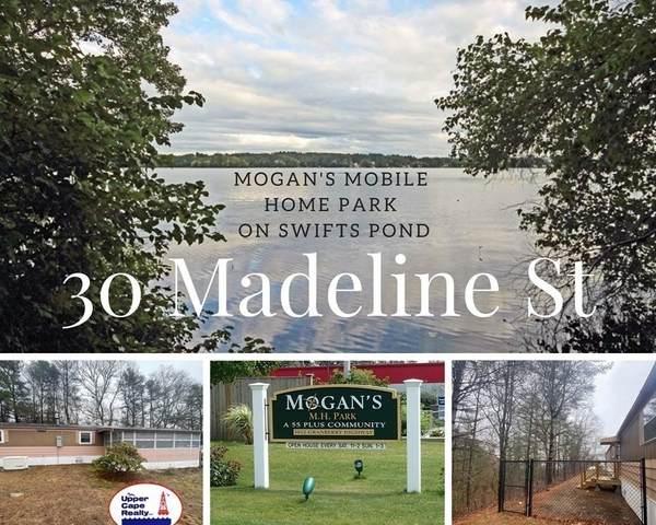 30 Madeline Street, Wareham, MA 02538 (MLS #72782643) :: Welchman Real Estate Group