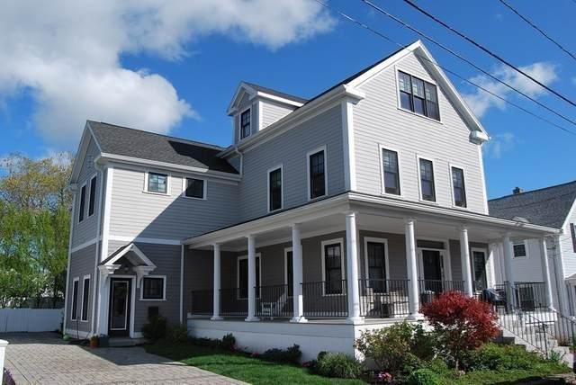 54 Middlesex St, Quincy, MA 02171 (MLS #72827138) :: East Group, Engel & Völkers