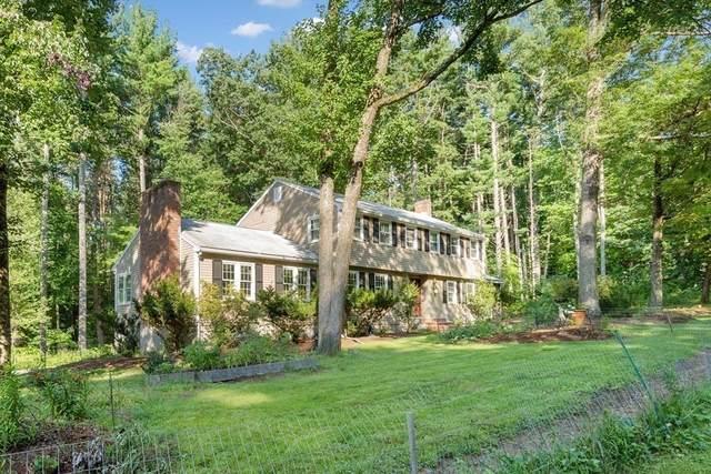 491 Hayward Mill Rd, Concord, MA 01742 (MLS #72889554) :: RE/MAX Vantage