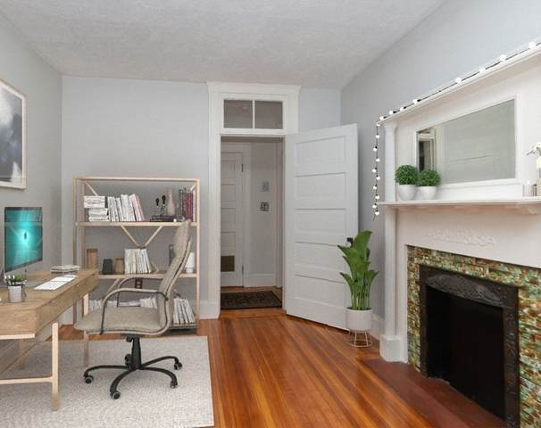 1 St. Gerard Terrace #1, Cambridge, MA 02140 (MLS #72891250) :: The Smart Home Buying Team