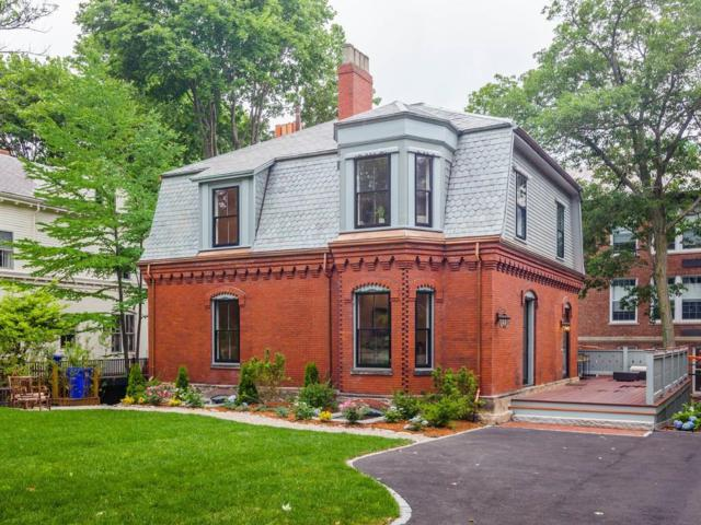 195 Walnut St, Brookline, MA 02445 (MLS #72342230) :: Cobblestone Realty LLC