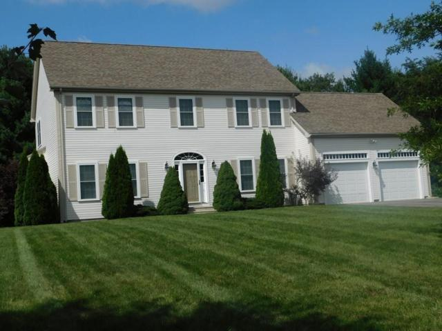 341 Finch Rd, Raynham, MA 02767 (MLS #72363201) :: ERA Russell Realty Group