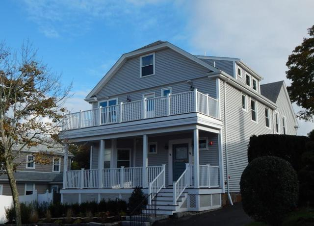 23 Bailey Street #1, Quincy, MA 02169 (MLS #72417615) :: Anytime Realty