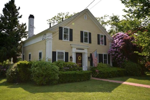 586 Elm St, Dartmouth, MA 02748 (MLS #72449690) :: Exit Realty