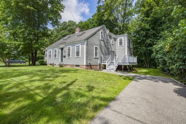 35 Smith Pl, Cohasset, MA 02025 (MLS #72488850) :: The Russell Realty Group