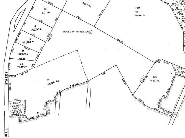 LOT 17 Hill Street, Northbridge, MA 01588 (MLS #72595726) :: Welchman Real Estate Group