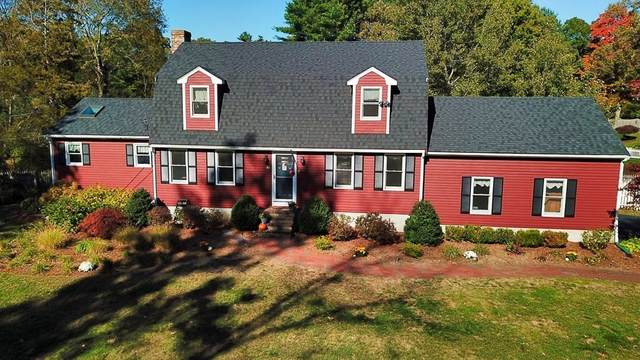83 South St, Mansfield, MA 02048 (MLS #72609605) :: Zack Harwood Real Estate | Berkshire Hathaway HomeServices Warren Residential