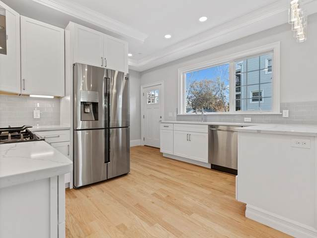 152 Cypress St #2, Watertown, MA 02472 (MLS #72647647) :: The Duffy Home Selling Team
