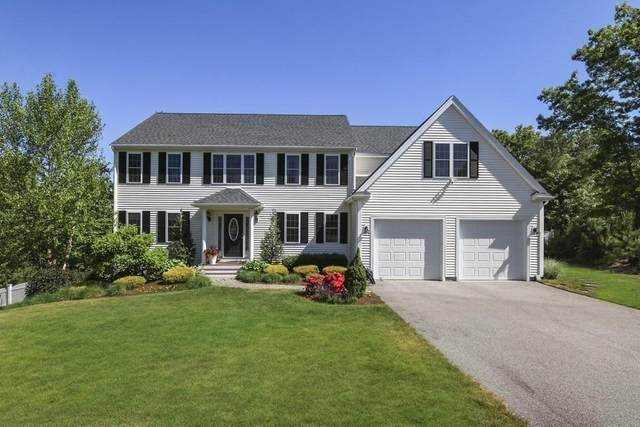 66 Rollingwood Lane, Plymouth, MA 02360 (MLS #72671708) :: The Gillach Group