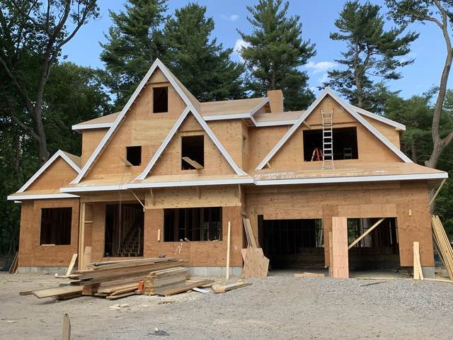 Lot 25 Leewood, Wellesley, MA 02482 (MLS #72675815) :: EXIT Cape Realty
