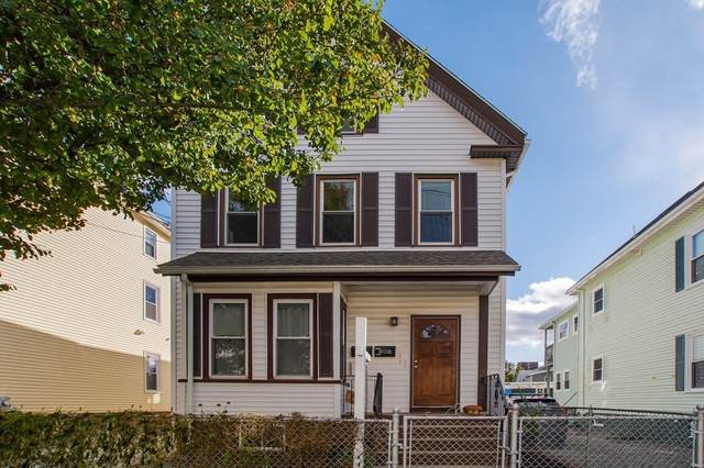 20 Concord Ave, Somerville, MA 02143 (MLS #72732415) :: The Seyboth Team