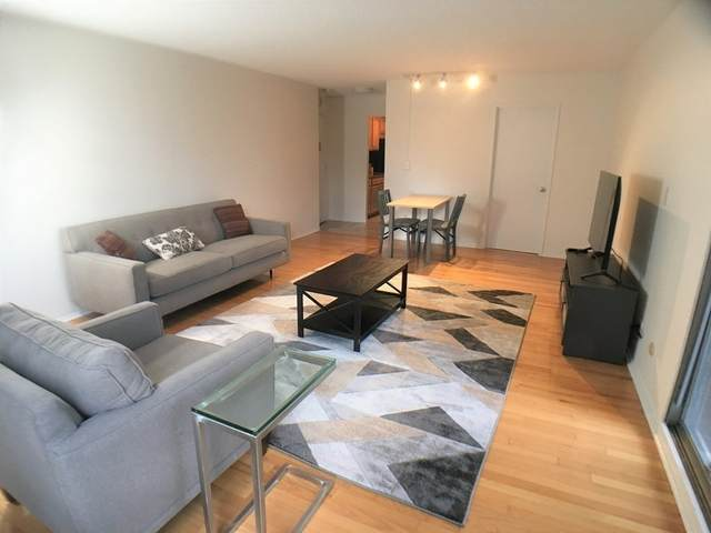 33 Pond Ave #203, Brookline, MA 02445 (MLS #72744014) :: Trust Realty One