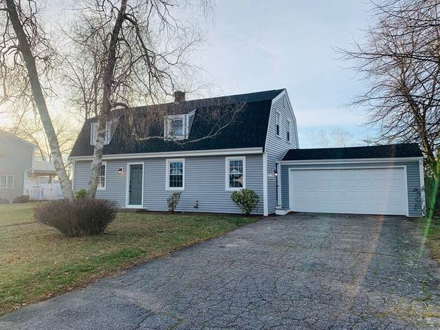 35 Sanders Ave, Seekonk, MA 02771 (MLS #72760784) :: Cosmopolitan Real Estate Inc.