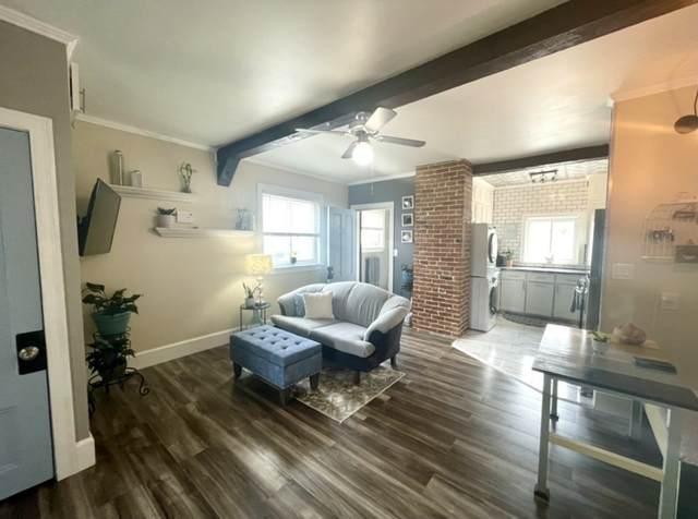 74 Newhall St #6, Lynn, MA 01902 (MLS #72869716) :: Maloney Properties Real Estate Brokerage