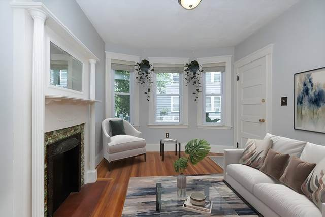 1 St. Gerard Terrace #1, Cambridge, MA 02140 (MLS #72891250) :: Dot Collection at Access