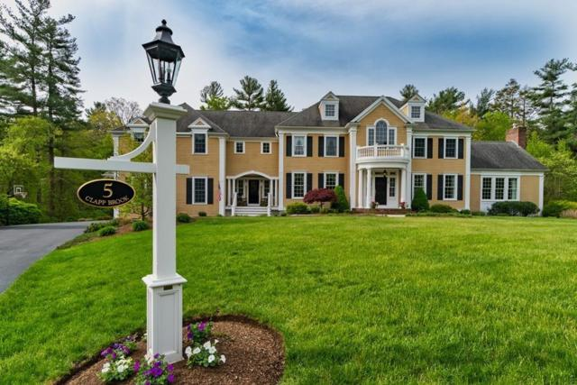 5 Clapp Brook Rd, Norwell, MA 02061 (MLS #72331746) :: Trust Realty One