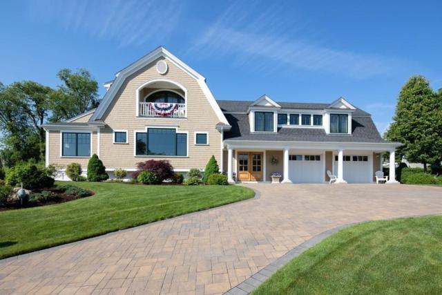 36 Highview Drive, Hingham, MA 02043 (MLS #72343951) :: Vanguard Realty