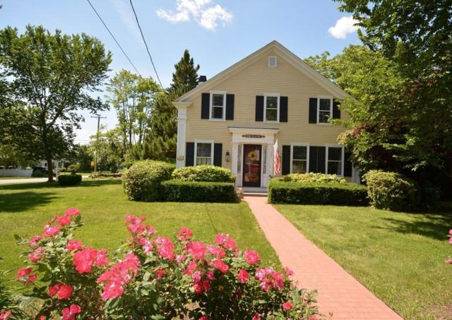 586 Elm St, Dartmouth, MA 02748 (MLS #72449690) :: Primary National Residential Brokerage
