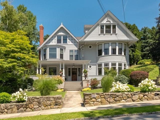 12 Prospect Street, Winchester, MA 01890 (MLS #72493394) :: Kinlin Grover Real Estate