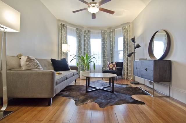108 Heath St #2, Somerville, MA 02145 (MLS #72547410) :: Kinlin Grover Real Estate