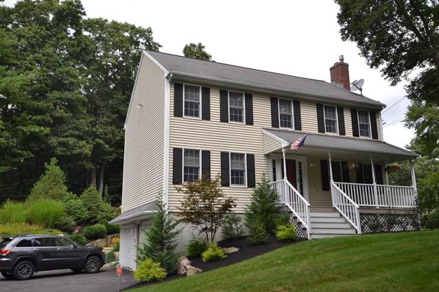 5 Cowell Street, Plainville, MA 02762 (MLS #72549161) :: Maloney Properties Real Estate Brokerage