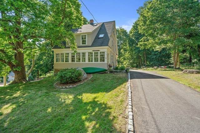 358 Beechwood St, Cohasset, MA 02025 (MLS #72696925) :: RE/MAX Unlimited