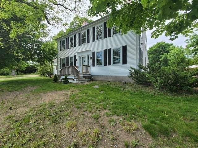 268 Thompson Street, Halifax, MA 02338 (MLS #72836127) :: Home And Key Real Estate