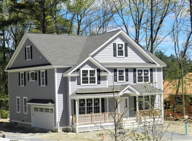 6 Jefferson Drive #6, Lexington, MA 02421 (MLS #72469824) :: Westcott Properties