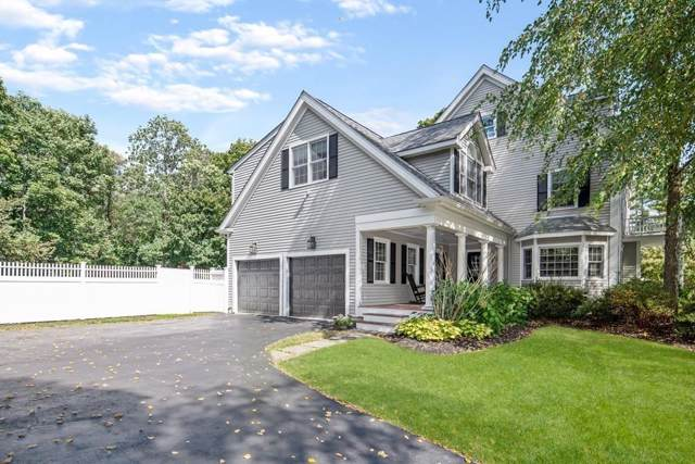 414 N Main St, Cohasset, MA 02025 (MLS #72496804) :: Charlesgate Realty Group