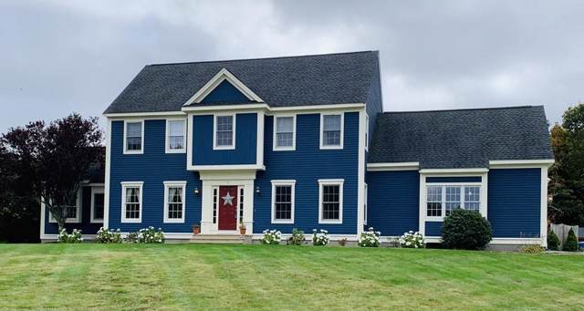 5 Boundary Stone Road, Sutton, MA 01590 (MLS #72522799) :: Trust Realty One
