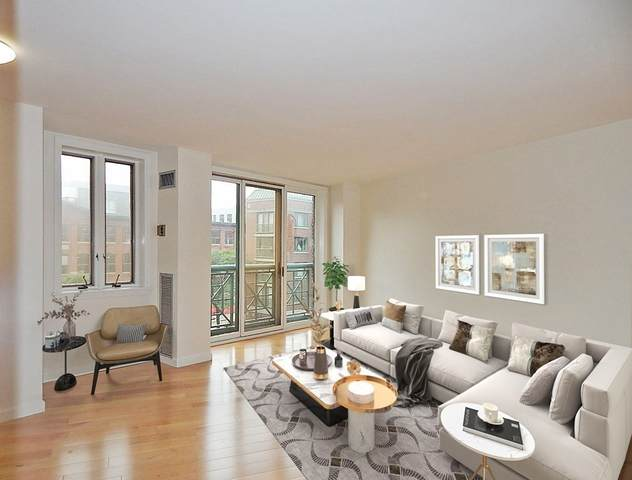 10 Rogers #417, Cambridge, MA 02142 (MLS #72853975) :: Dot Collection at Access