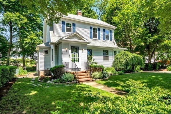 22 Furbush Ave, Newton, MA 02465 (MLS #72344856) :: Compass Massachusetts LLC
